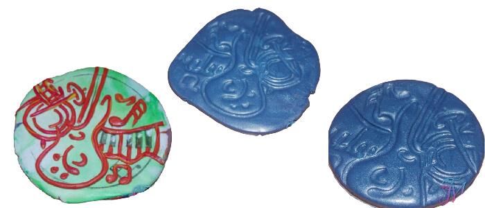Штампы для полимерной глины