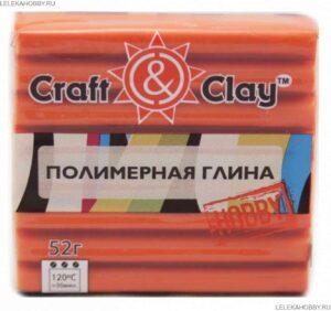 Полимерная глина Craft&Clay