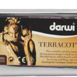 Самозатвердевающая глина Darwi